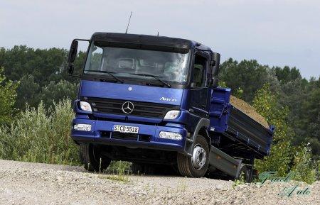 запчасти Mercedes Atego