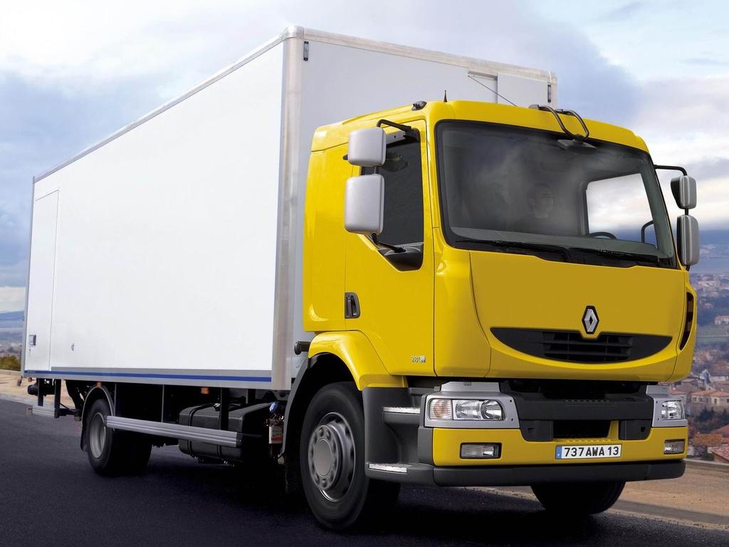 Запчасти Renault Midlum