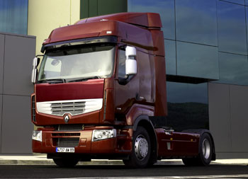 Запчасти Renault Premium